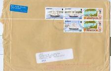 British £ 3 Denomination Stamp Covers