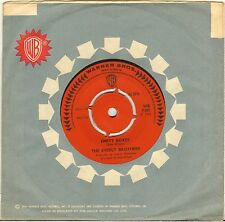 "THE EVERLY BROTHERS ""IT'S MY TIME / EMPTY BOXES"" U.K 60'S 7' WARNER BROS 7192"