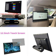 12.5 In Android Car Headrest Monitor Video Touch Screen Wifi Bluetooth Player