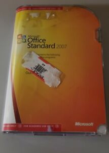 Microsoft Office Standard 2007 DVD Academic