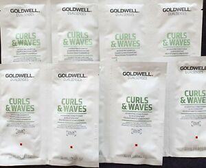100ml Goldwell dual senses Curls & Waves Shampoo & Conditioner 10ml duo sachets