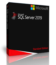 SQL Server 2019 Standard Licence Key - Fast Delivery