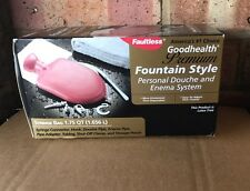 New Faultless By Apotthecary Products Inc. Faultless Goodhealth Siringe Bag 1.75