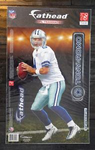 Tony Romo Dallas Cowboys Fathead Teammate Sticker Poster