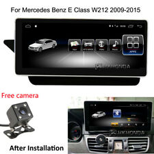 """10.25"""" Android 7.1 Car GPS Navigation For Mercedes Benz E Class W212 2009-2015"""