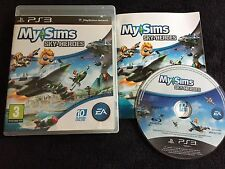 PS3 : my sims sky heroes