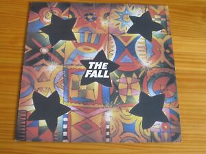 THE FALL / Shift Work EUROPE 1st PRESS LP 1991 0G AFTER PUNK PSYCH TOP COPY NM!!