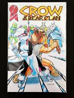 CROW OF THE BEAR CLAN #4 BLACKTHORNE PUBLISHING 1987 VF+