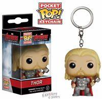 Funko Pocket Pop! Avengers 2 Thor Marvel Comics Vinyl Figure Pocket Keychain