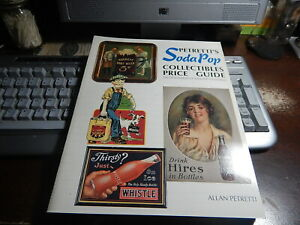 Antique reference book, Petretti's Soda Pop Collectibles Price Guide