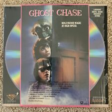 Ghost Chase Laserdisc - VERY RARE