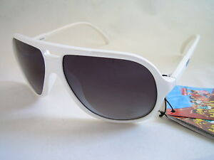 DISNEY SUNGLASSES BY POLAROID POLARISED HIGH SCHOOL MUSICAL HSM D0919 WHITE BNWT