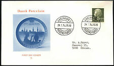 Denmark 1976, 90ore Queen Margrethe FDC First Day Cover #C40914