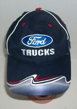 """""""Ford Trucks"""" Red White Blue Embroidered Snapback Hat"""