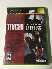 Tenchu: Return From Darkness (Microsoft Xbox, 2004) Brand New Sealed 5971