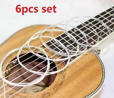 DZ1194 Durable Classical Guitar 6Pc 95cm Steel Nylon Strings Acoustic 0.28-0.43