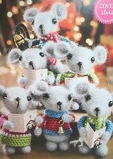 Mouse/Mice Toy Crochet Pattern