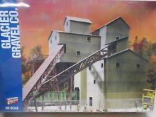 Walthers~ #932-3062~ Glacier Gravel Co. Building Kit ~ Ho Scale
