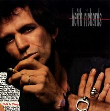 KEITH RICHARDS talk is cheap (CD album) classic rock, rolling stones