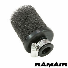 16mm ID Mini Crankcase Breather Air Filter Oil 100% MADE IN THE UK By RAMAIR