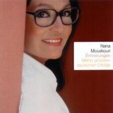 """NANA MOUSKOURI """"ERINNERUNGEN"""" CD NEW+"""