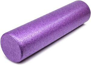 Yes4All EPP Exercise Foam Roller – Extra Firm High Density Foam Roller – Best fo