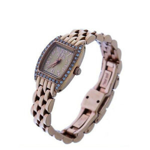 Folli Follie Watches Pink clear Woman Authentic Used Y2388