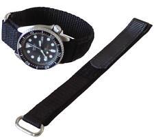 18mm Nylon Quick Grip Premium Sport Watch Band Super Strong 18mm