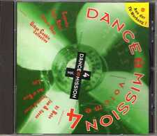 Compilation - Dance Mission Vol. 4 - CD - 1994 - Eurodance Blow Up