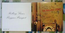 "The Rolling Stones LP Beggars Banquet Deluxe w 12"" & Flexi M-"