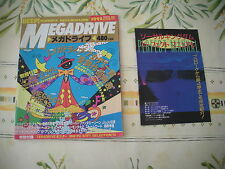 >> SEGA BEEP MEGADRIVE REVUE ISSUE MAGAZINE JAPAN IMPORT FEBRUARY 1992 02/92! <<