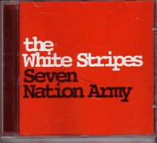 "The White Stripes ""Seven Nation Army"" 1 Track Promo CD"