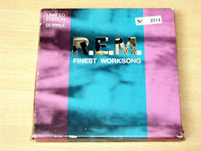 R.E.M./Finest Worksong/1988 CD/REM/Limited Edition