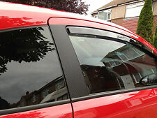 Vauxhall Corsa D (2006 -) 3 & 5 portes fibre de carbone effet de bordure autocollant kit