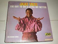 Joe Tex LP I've Got To Do A Little Bit Better MONO