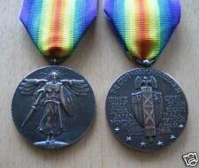 MEDALS - WW1 - USA VICTORY MEDAL 1914/18 -FULL SIZE