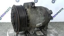 Renault Megane II 2002-2008 1.9 dCi a/c Aire Compresor bomba 8200457418 con