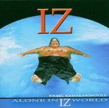 ISRAEL 'IZ' KAMAKAWIWO'OLE Alone in IZ World / CD 2001