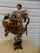 Exmas Choir Of Angels Large Angel Figurine New With Tags