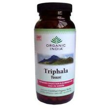 Organic India Triphala Bottle - 250 Capsules herbal Ayurvedic