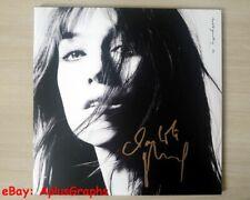 CHARLOTTE GAINSBOURG.. IRM Vinyl LP - SIGNED