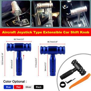 Aircraft Joystick Type Automatic Car Gear Shift Head Manual Shifter Shift Knob