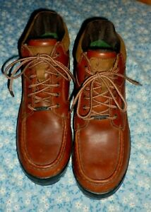 Men's BROWNING BRAND boots Gore-Tex  Leather Brown 11 M