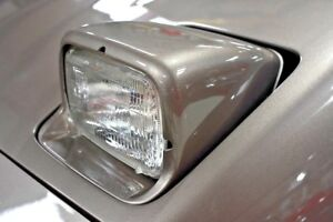 Corvette C4 Headlight Conversion Kit Yr 84-96 US - Eu Convert New Headlights Tüv