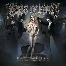 Cradle Of Filth ‎- Cryptoriana: The Seductiveness Of Decay 2 x LP Pink Vinyl 300
