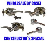 Constructor Etude Wholesale Lever Handle Entry Privacy Passage Dummy Door Lock