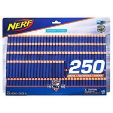 Nerf Dart Bullet Refill 250 Count Genuine N-Strike Elite Darts Made By NERF USA