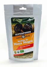 Maca Black root Organic Powder Energy Libido Stamina Endurance Booster