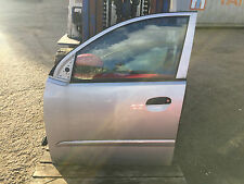 HYUNDAI I10 FRONT PASSENGER SIDE FRONT DOOR IN SILVER 2009 - 2014