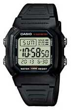 Casio Sports Gear Alarm Chronograph W-800H-1AVES Watch